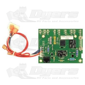 Norcold 618666 Refrigerator 3-Way Power Supply Circuit Board ...