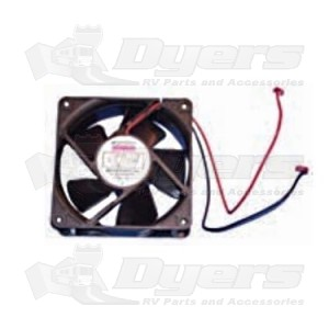 Norcold 632206 Refrigerator Dc Square Cooling Fan