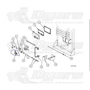 Norcold 1200lrim parts manual