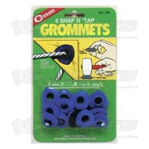 Coghlan's Snap N' Tap Grommet Kit Additional Information