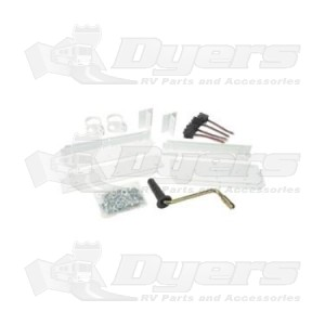 Atwood Bracket and Hardware Kit for 80488 Jack System