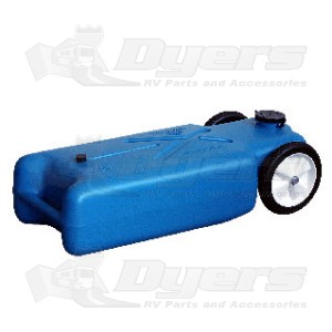 Barker 15 Gallon Tote-Along Portable Holding Tank