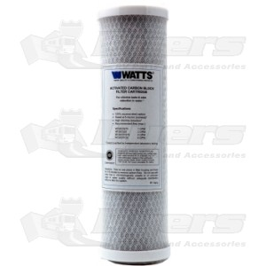 Watts Exterior #8 Single System Replacement Filter
