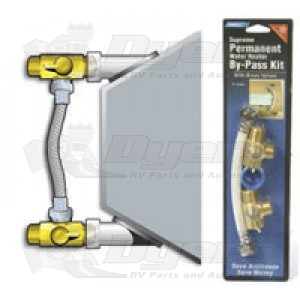 """Camco 12"""" Supreme Permanent By-Pass Kit"""