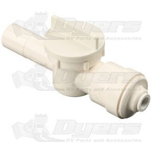 "SeaTech 1/2"" CTS x 1/4"" O.D. Stackable Valve"