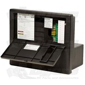 WFCO Black 8900 Series 65 Amp Power Center