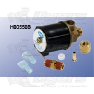 Hadley Solenoid Kit for Bully Air Horn