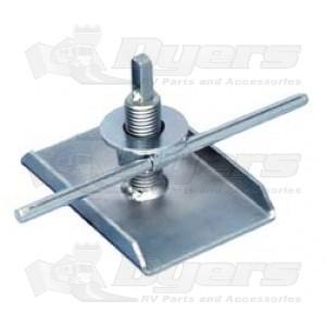 Ultra-Fab Steel Adjustable Foot Pad