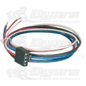 tekonsha wiring harness kit for prodigy p2 brake controllers rh dyersonline com tekonsha wiring harness application tekonsha wiring harness problems