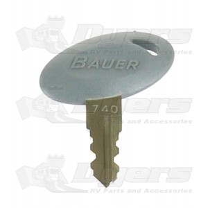 AP Products Bauer Key RV 700 Series Code 740