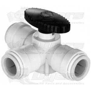 "SeaTech 1/2"" CTS By-Pass Valve"