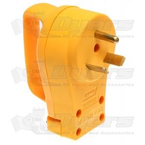 Camco 30 Amp PowerGrip Replacement Plug