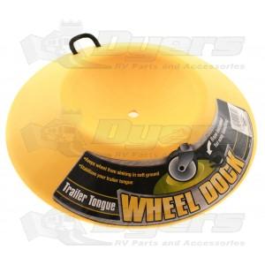 Camco Trailer Tongue Wheel Dock