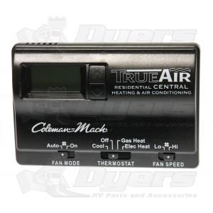 Coleman A C Black 2 Stage Heat Pump Winnebago Digital Wall Thermostat