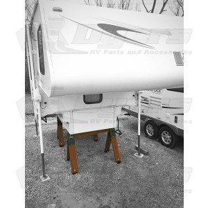 Torklift Camper Packer Storage Stands W/O Lumber