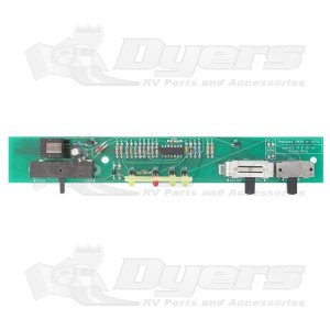 Dinosaur D-15639 Replacement 3-Way Norcold Eyebrow Board **ONLY 1 AVAILABLE**