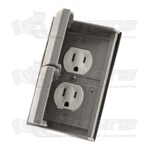 Diamond 15 Amp Weatherproof Receptacle 3780-SCREC