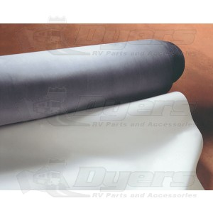 "Dicor 25' x 9'6"" EPDM Rubber Roofing System"