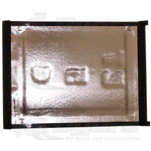 Dometic 6/8 Cu Ft Black RH Freezer Replacement Door