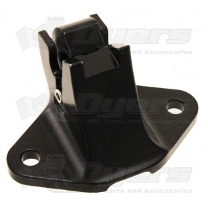 Dometic Black Bottom Awning Bracket Assembly Awnings