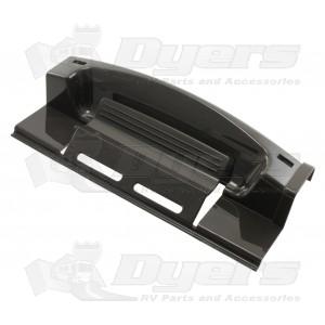 Dometic Black LH Freezer or RH Refrigerator Door Handle Assembly