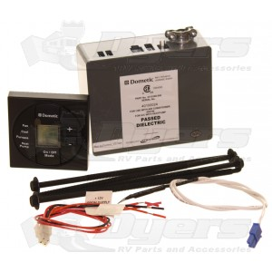 Dometic black single zone control kit and lcd thermostat for heat dometic black single zone control kit and lcd thermostat for heat pump model 459196 sciox Gallery