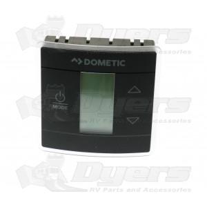 Dometic black single zone coolfurnaceheat pump lcd digital dometic black single zone coolfurnaceheat pump lcd digital thermostat sciox Image collections