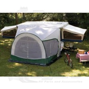 dometic 11ft cabana lightweight dome awning and screen room