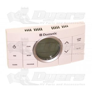 Dometic CCC2 Polar White Comfort Control Center II Thermostat