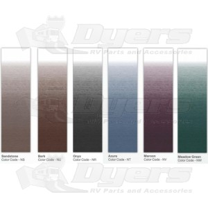 Dometic Sandstone 20 Universal Replacement Awning Fabric