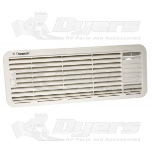 Dometic Ls100 Polar White Complete Vent Assembly