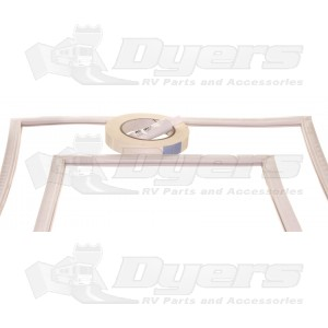 Dometic Rm2852 Rm2862 And Rm3862 Refrigerator Door Gasket