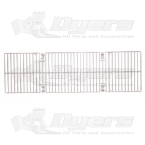 Dometic Penguin Polar White Return Air Grille for Non-Ducted A/C