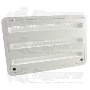 Dometic 24 Quot Plastic Polar White Refrigerator Lower