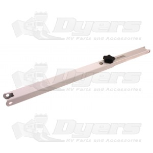 Dometic Polar White Adjustable Pitch Arm Kit