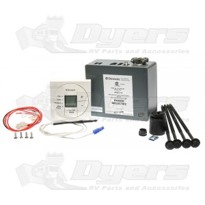Dometic polar white brisk analog to single zone control kit and dometic polar white brisk analog to single zone control kit and lcd thermostat sciox Image collections
