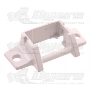 Dometic Polar White Die-Cast Metal Foot Kit