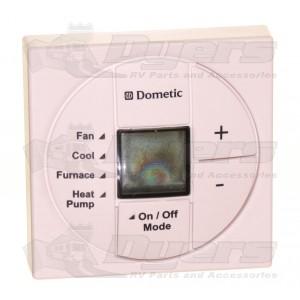 Dometic Polar White Single Zone Cool Furnace Heat Pump Lcd