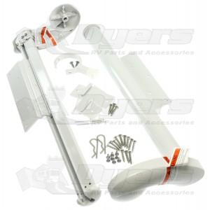 Dometic Polar White Tall Slide Topper Bracket Kit