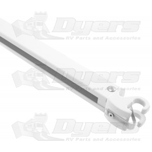 Dometic Polar White X Short 34 Quot Secondary Rafter Arm