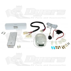 Dometic White Power Awning Pro Kit Awnings Hardware