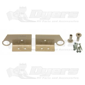 Dometic Refrigerator Beige Door Hinge Repair Kit