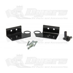 Dometic Refrigerator Black Door Hinge Repair Kit