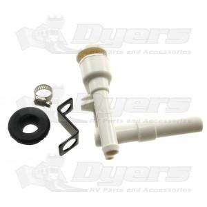 Dometic Sealand 500 Series Toilet Vacuum Breaker With