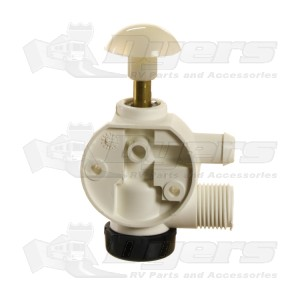 Dometic Sealand Toilet Water Valve Assembly Dometic