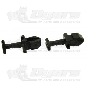 Buy dometic vent latch pair refrigerator parts refrigerators