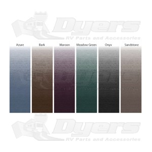 Replacement 14' to 21' Awning Fabric for Dometic, A&E, and Carefree Awnings