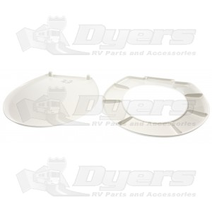 Dometic White 300 Replacement Seat And Cover Repair Kit