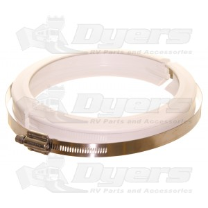 Dometic White Seal Clamp Kit