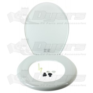 Dometic White Toilet 300 Seat and Cover - Dometic, Sealand ...